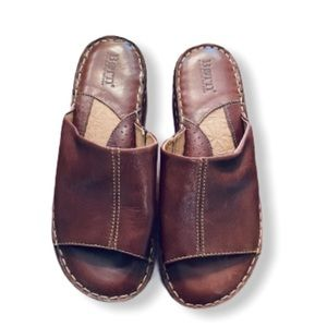 Handcrafted Leather Born Shoes